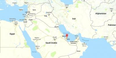 Carte Du Monde Qatar.Qatar Carte Cartes Qatar Asie De L Ouest Asie
